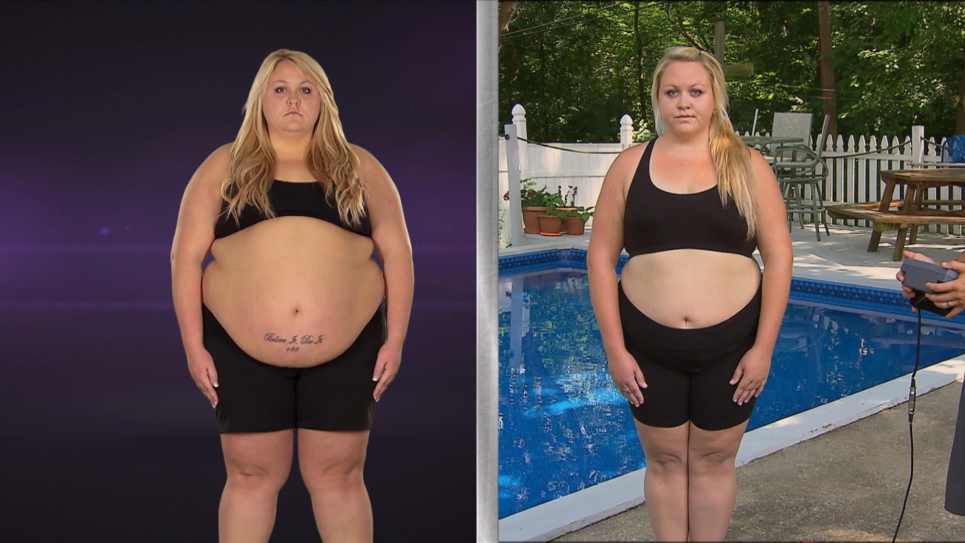 Cambio radical perdiendo peso david y rebeca