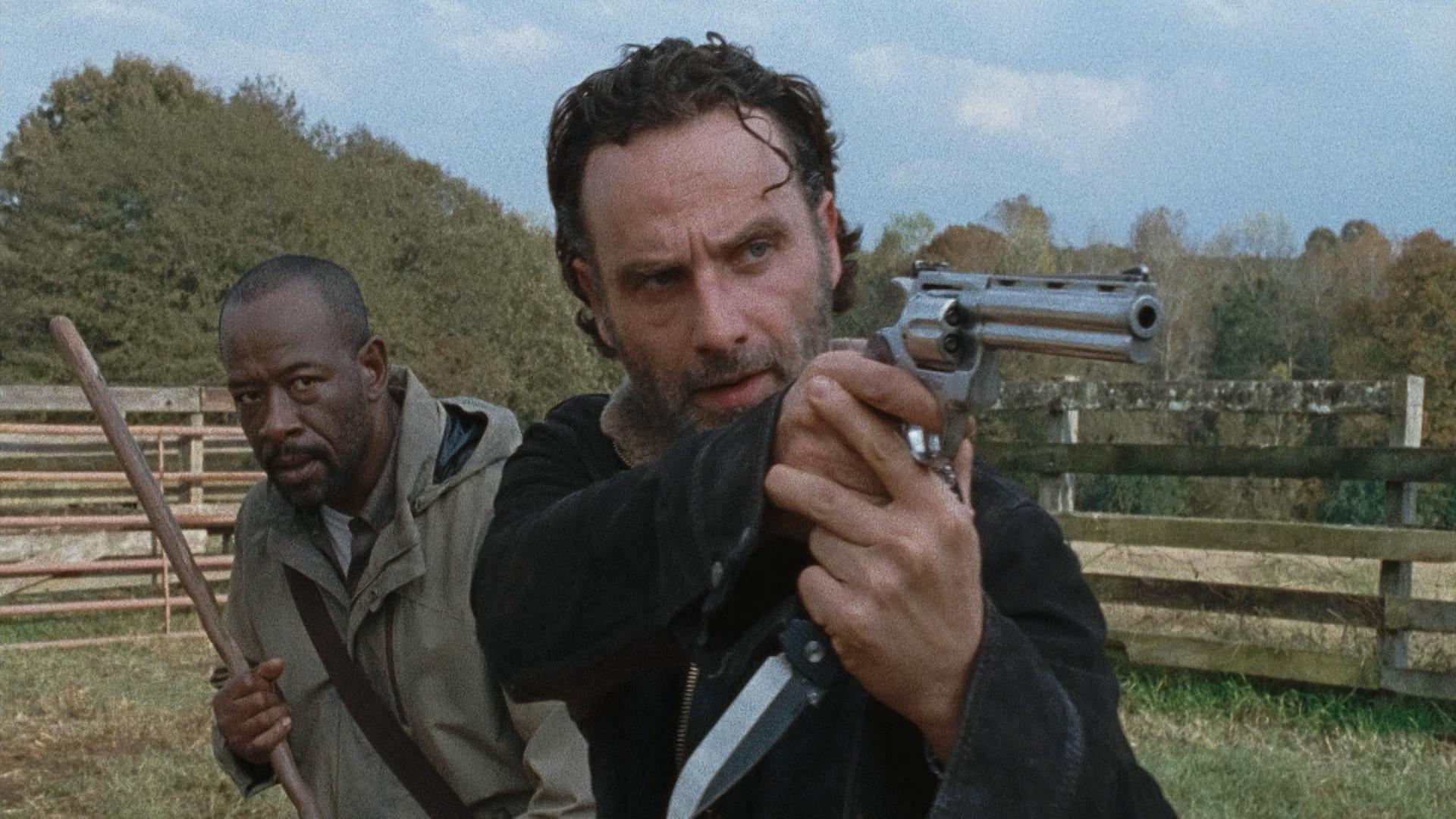 Bekijk De Beste Momenten Uit The Walking Dead Seizoen 6 Afle